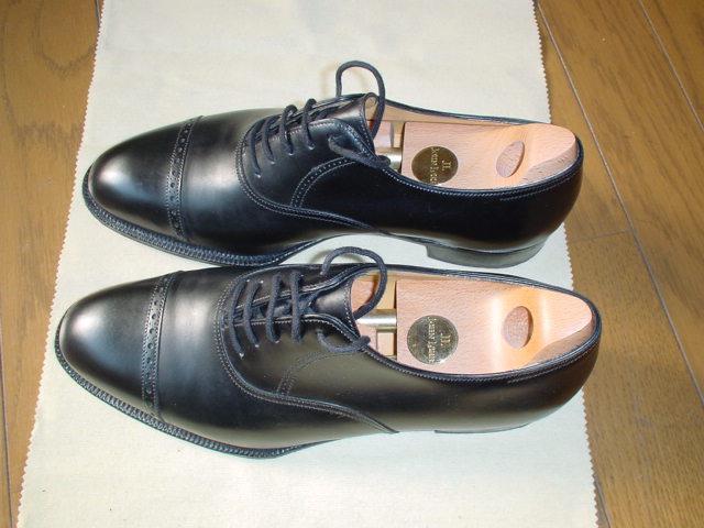靴<b>ジョンロブ</b>・パリ