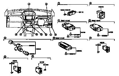 1994 Chrysler Lebaron Fuse Box