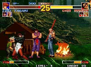 「ザ・キング・オブ・ファイターズ '95」の画像検索結果